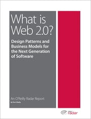 What is Web 2.0 ebook by Tim O'Reilly