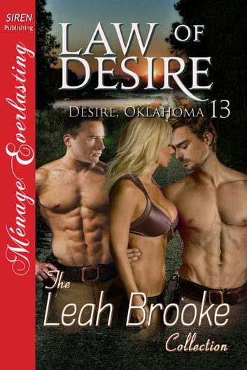 Law of Desire ebook by Leah Brooke