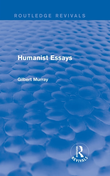essays in the philosophy of humanism Existentialism, any of various philosophies, most influential in continental europe from about 1930 to the mid-20th century, that have in common an interpretation of human existence in the world that stresses its concreteness and its problematic character.