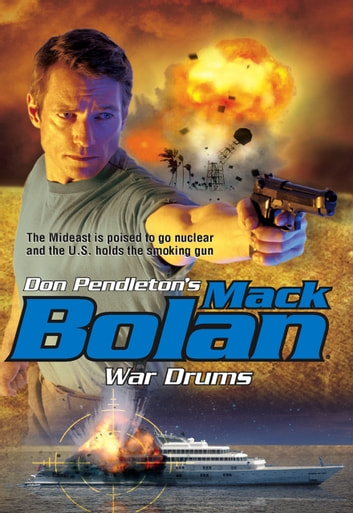 War Drums eBook by Don Pendleton