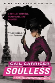 Soulless ebook by Gail Carriger