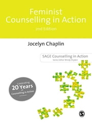Feminist Counselling in Action ebook by Ms Jocelyn Chaplin