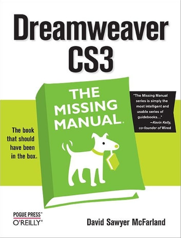 dreamweaver cs3 the missing manual ebook by david sawyer mcfarland rh kobo com the missing manual book the missing manual access 2013