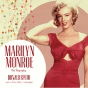 Marilyn Monroe - The Biography audiobook by Donald Spoto