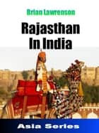Rajasthan in India ebook by Brian Lawrenson