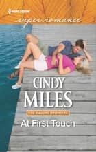 At First Touch ebook by Cindy Miles