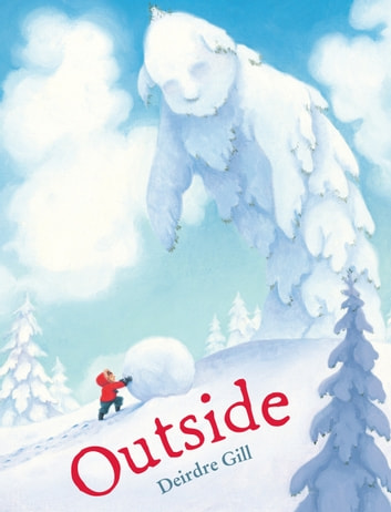 Outside ebook by Deirdre Gill