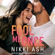 Fool Me Once audiobook by Nikki Ash