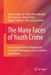 The Many Faces of Youth Crime - Contrasting Theoretical Perspectives on Juvenile Delinquency across Countries and Cultures ebook by Josine Junger-Tas,Ineke Haen Marshall,Dirk Enzmann,Martin Killias,Majone Steketee,Beata Gruszczynska