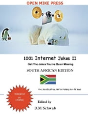 1001 Internet Jokes II - South African Edition ebook by David Moishe Schwab