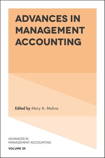 Advances in management accounting ebook by 9781787434417 rakuten advances in management accounting ebook by fandeluxe Choice Image