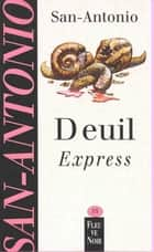 Deuil express ebook by SAN-ANTONIO