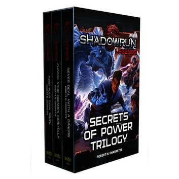 Shadowrun Legends: Secrets of Power Trilogy - Shadowrun Box Set, #1 ebook by Robert N. Charrette