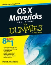 OS X Mavericks All-in-One For Dummies ebook by Mark L. Chambers