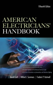 American Electricians' Handbook ebook by Terrell Croft,Wilford Summers,Frederic Hartwell