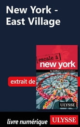 New York - East Village ebook by Collectif Ulysse