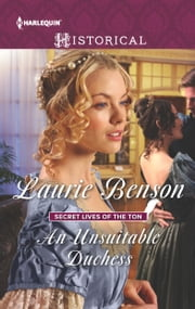 An Unsuitable Duchess ebook by Laurie Benson