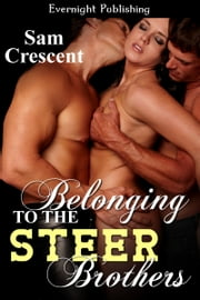 Belonging to the Steer Brothers ebook by Sam Crescent