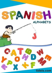 Spanish Alphabets ebook by Tidels