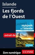 Islande - Les fjords de l'Ouest ebook by Jennifer Dore-dallas