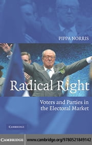 Radical Right ebook by Norris, Pippa