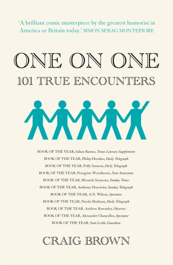 One on One ebook by Craig Brown