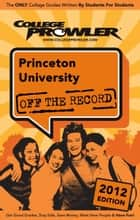 Princeton University 2012 ebook by Kristen McCarthy