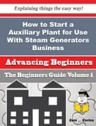 How to Start a Auxiliary Plant for Use With Steam Generators Business (Beginners Guide) ebook by Denver Kent