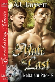 A Mate at Last ebook by AJ Jarrett