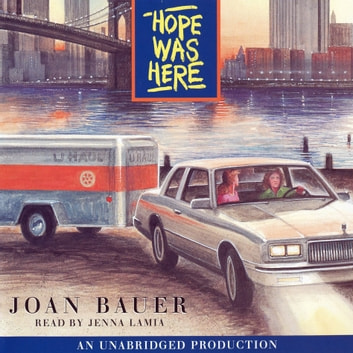 Hope Was Here audiobook by Joan Bauer