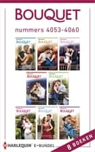 Bouquet e-bundel nummers 4053 - 4060 - 8-in-1 ebook by Michelle Smart, Kim Lawrence, Natalie Anderson,...