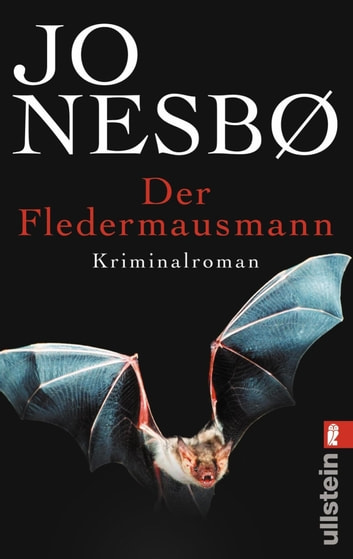 Der Fledermausmann - Harry Holes erster Fall ebook by Jo Nesbø