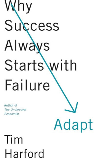Adapt - Why Success Always Starts with Failure ebook by Tim Harford