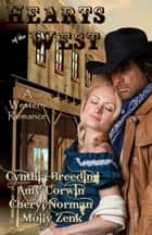 Hearts of the West ebook by Amy Corwin, Cynthia Breeding, Cheryl Norman,...