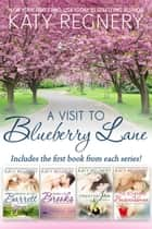 A Visit to Blueberry lane - The Blueberry Lane Series ebook by Katy Regnery
