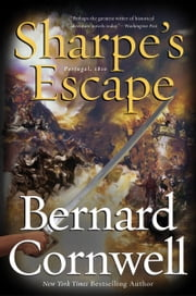 Sharpe's Escape ebook by Bernard Cornwell