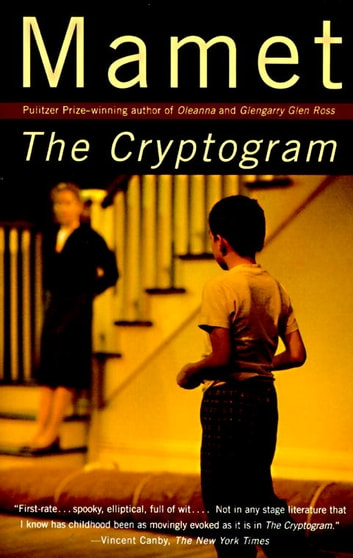 The Cryptogram eBook by David Mamet