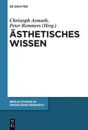 Ästhetisches Wissen ebook by Kobo.Web.Store.Products.Fields.ContributorFieldViewModel