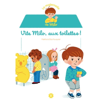 Vite Milo, aux toilettes ! ebook by Pakita