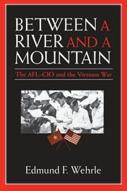 Between a River and a Mountain - The AFL-CIO and the Vietnam War ebook by Edmund F. Wehrle