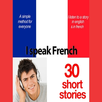 Learning French with 30 short stories audiobook by Jean de La Fontaine