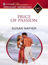 Price of Passion ebook by Susan Napier