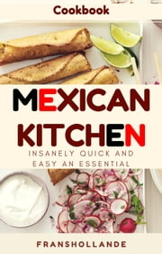 Busy Mexican Kitchen