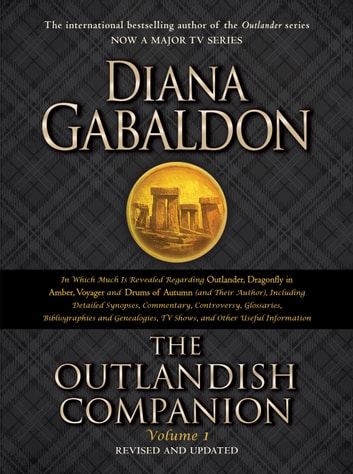 The Outlandish Companion Volume 1 ebook by Diana Gabaldon