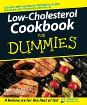 Low-Cholesterol Cookbook For Dummies ebook by Molly Siple