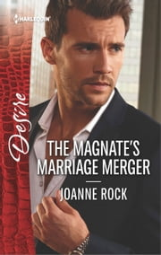 The Magnate's Marriage Merger ebook by Joanne Rock