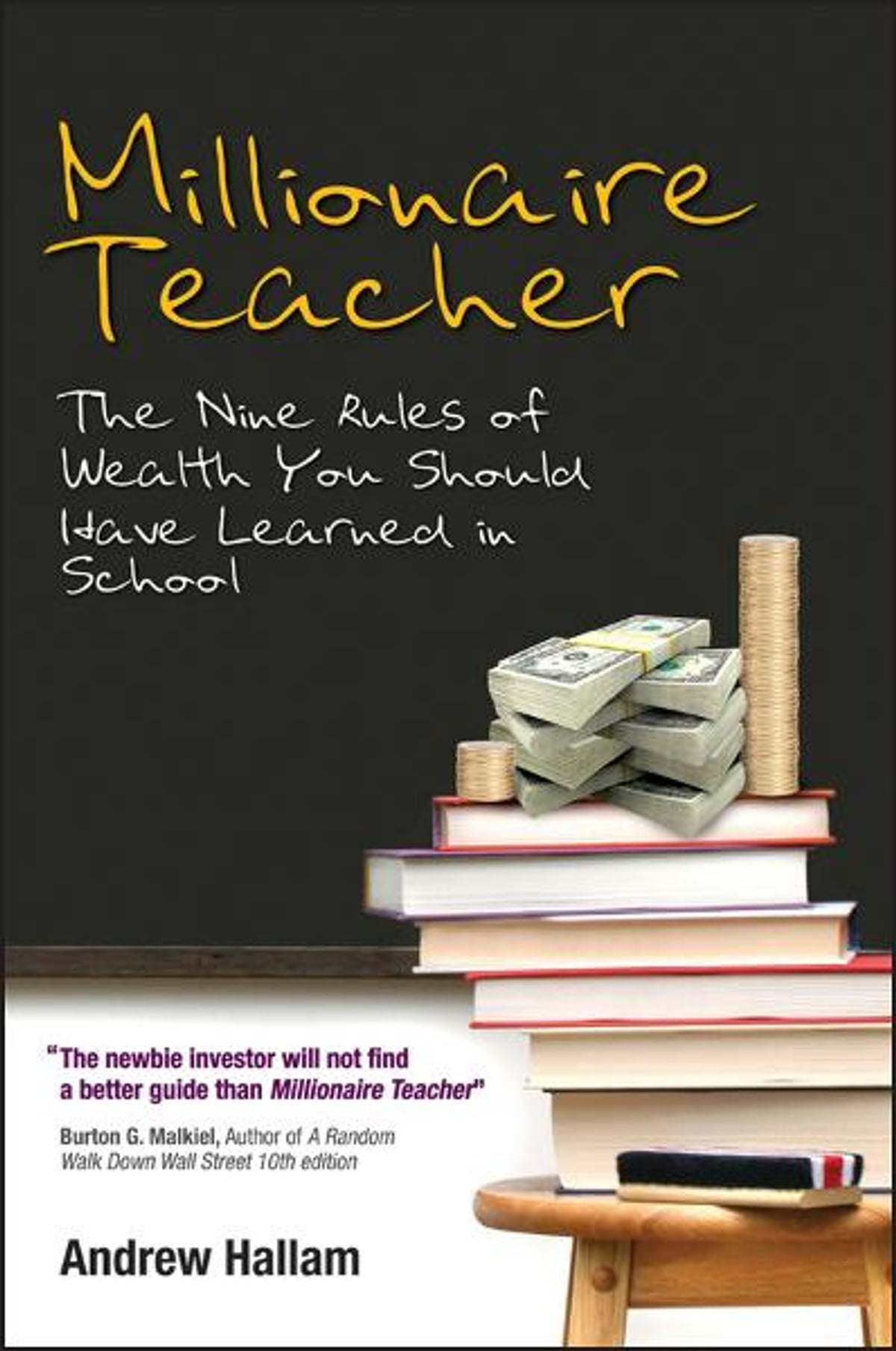 Millionaire Teacher  The Nine Rules Of Wealth You Should Have Learned In  School Ebook By