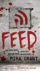 Feed ebook by Mira Grant