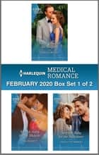 Harlequin Medical Romance February 2020 - Box Set 1 of 2 ebook by Scarlet Wilson, Tina Beckett, Charlotte Hawkes