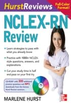 Hurst Reviews NCLEX-RN Review ebook by Marlene Hurst
